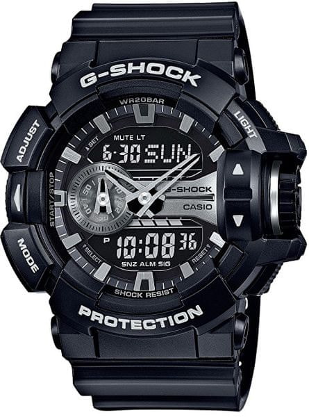 Casio The G/G-SHOCK GA 400GB-1A
