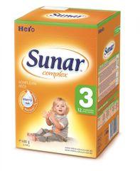 Sunar kojenecké mléko Complex 3 - 6 x 600g