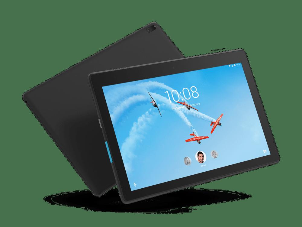 Lenovo Tab E10, 2GB/32GB, Wi-Fi, Black (ZA470055CZ)