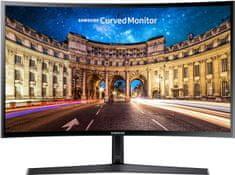 Samsung monitor C24F396FH, 59,8 cm (131208)
