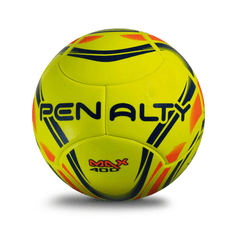 PENALTY Míč na futsal MAX 400 TERM VI žlutá/černá 4
