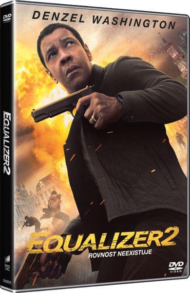 Equalizer 2 - DVD