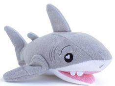 Yookidoo SoapSox Zvířátko na mytí - Žralok Tank