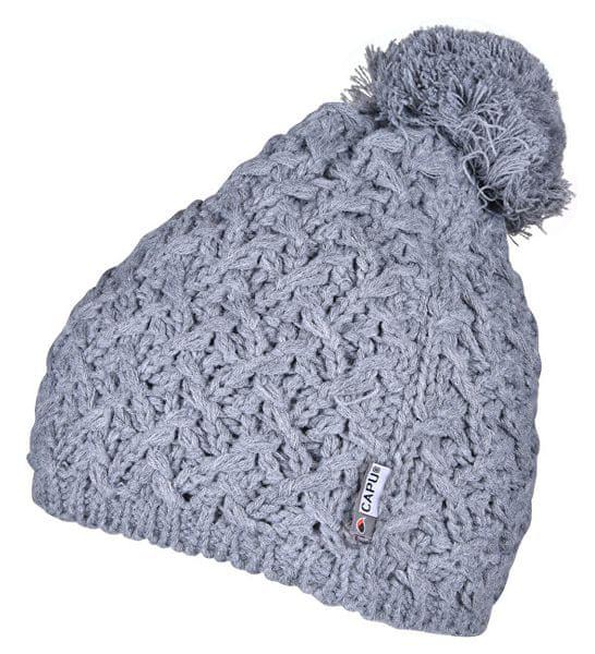 Capu Zimní čepice 823-F Grey