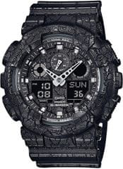 Casio The G/G-SHOCK GA-100CG-1AER Cracked Ground Pattern Special Edition