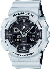 Casio TheG/G-SHOCK GA-100L-7AER Layered Band Military Color Special Edition
