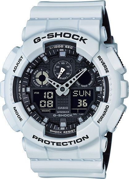 Casio The G/G-SHOCK GA-100L-7AER Layered Band Military Color Special Edition