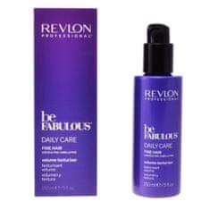 Revlon Professional Be Fabulous Daily Care hidratáló és dúsító hatású hajápoló tej(Volume Texturizer) 150 ml