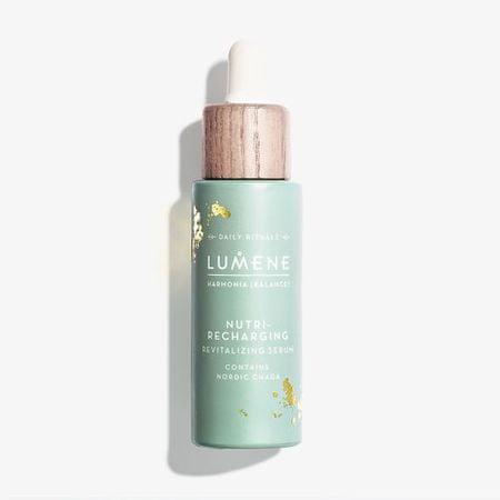 Lumene Harmonia tápláló és revitalizáló szérum (Nutri-Recharging Revitalizing Serum) 30 ml