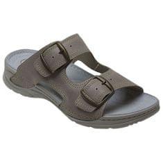 SANTÉ Zdravotní obuv dámská D/10/S12/SP tmavě šedá