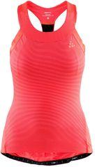 Craft ženski top Hale Glow, oranžen, S