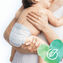 3 - Pampers Pure Protection S4, 28 ks, 9-14 kg