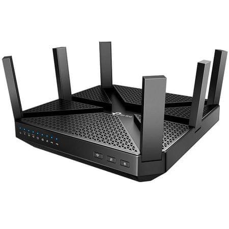 TP-Link brezžični router WLAN ARCHER C4000 AC4000 2.4&5GHz MU-MIMO