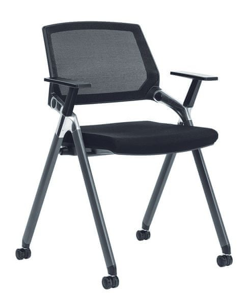 Konferenční židle Zen černá
