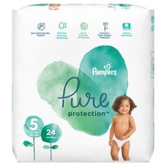 Pampers Pure Protection S5, 24 db, 11-16 kg