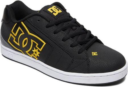 DC Net M Shoe Bg3 Black/Gold 42