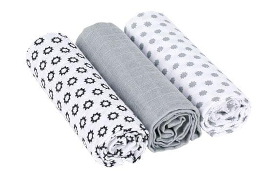 Lässig plenice Swaddle blanket Little Chums, 85x85