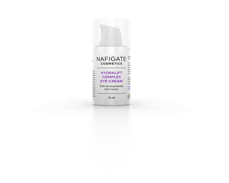 NAFIGATE Cosmetics HydraLift Complex Eye-Cream 15 ml