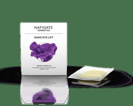NAFIGATE Cosmetics Nano Eye Lift - náhradné balenie 4 páry
