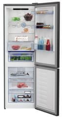 Beko kombinirani hladilnik RCNA366E40LZXR