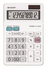 Sharp namizni kalkulator 175 × 108 × 22 mm