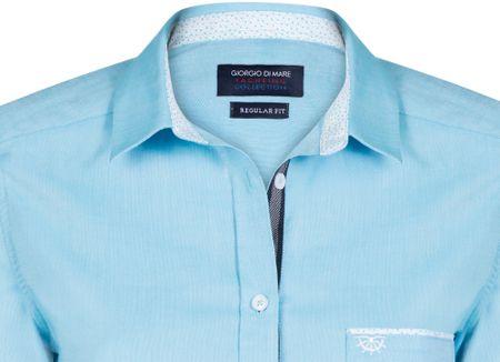d0b54fa977c Giorgio Di Mare dámská košile S svetlo modrá