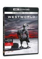Westworld 2. série (3 disky) - 4K ULTRA HD