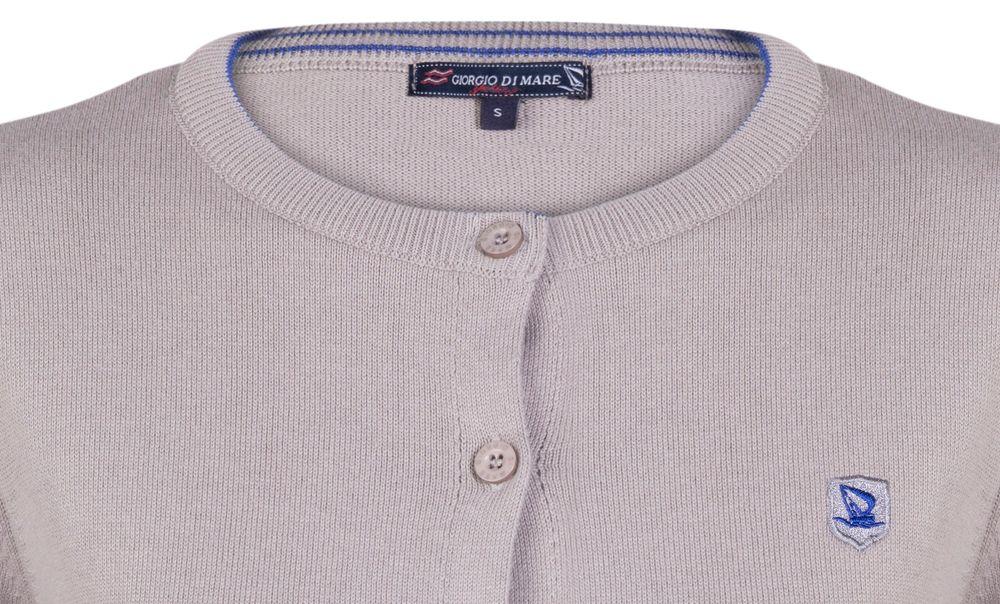 Giorgio Di Mare dámský svetr XS šedá
