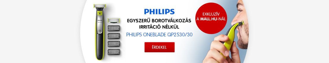 intPromo;Wide and big (middle center);HU EB category Philips