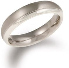 Boccia Titanium Titanový snubní prsten 0130-07
