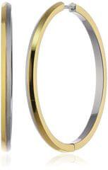 Boccia Titanium Titánové bicolor náušnice kruhy 0573-02