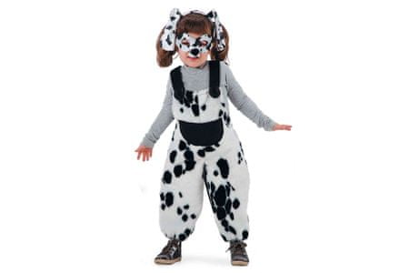 Carnival Toys kostum hlače dalmatinec set VR.60054