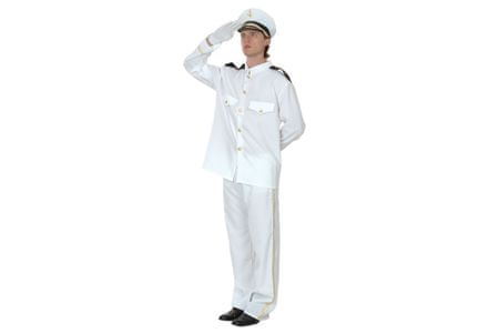 Unikatoy kostim za odrasle kapetan 25242