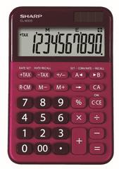 Sharp kalkulator ELM335BRD, namizni, 10-mestni