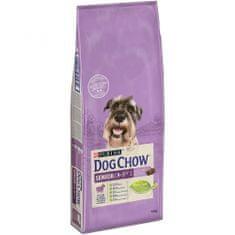 Purina Dog Chow sucha karma dla psa Senior Lamb 14 kg