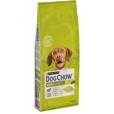 Purina Dog Chow hrana za odrasle pse Jagnjetina 14 kg