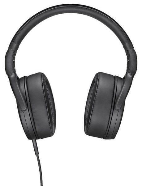 Sennheiser HD 400S sluchátka s mikrofonem, černá