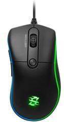 Sharkoon optična gaming miška Skiller SGM2, USB