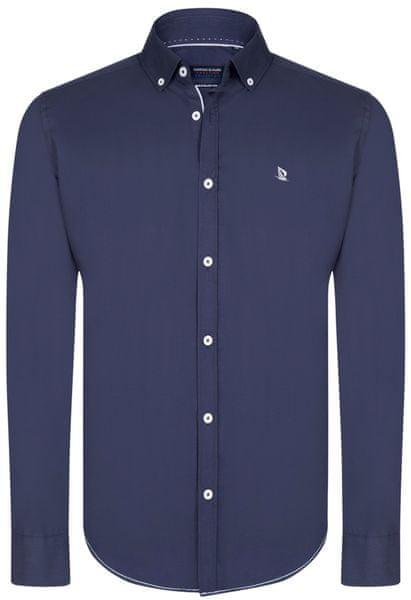 Giorgio Di Mare pánská košile GI1686121 L tmavě modrá f81a6a9e57