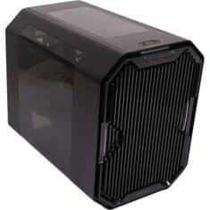Antec ohišje MINI ITX W/O PSU CUBE EK BLACK