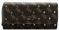 Guess dámská hnědá peněženka