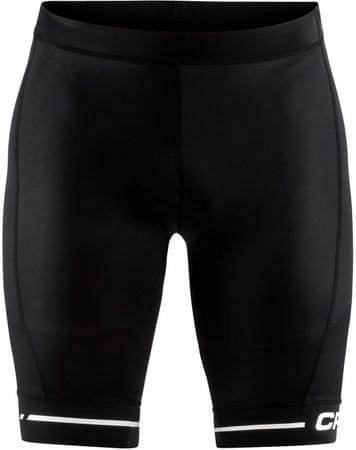 Craft Rise kerékpáros nadrág , fekete fehérrel L