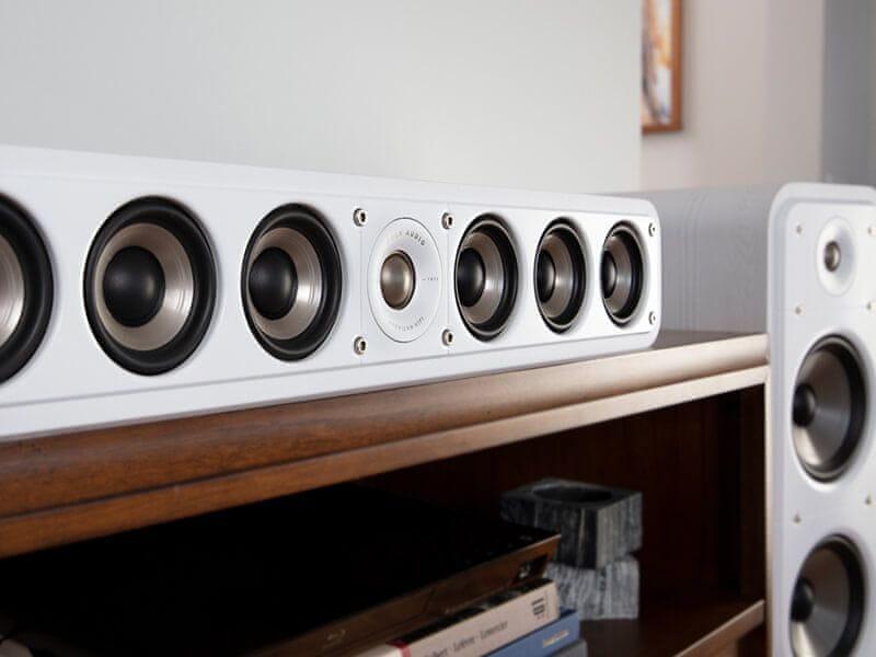 Polk Audio Signature S35C ELITE, bílý