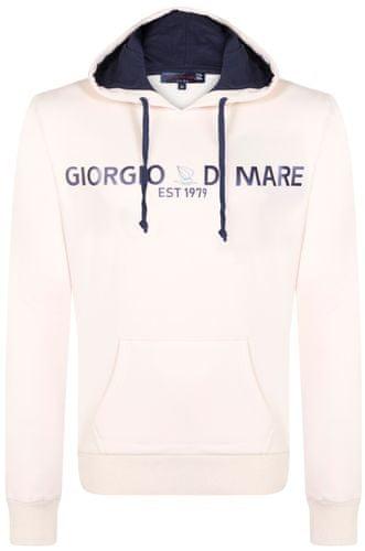 9f53e605a3 Giorgio Di Mare férfi pulóver XL krémszínű   MALL.HU
