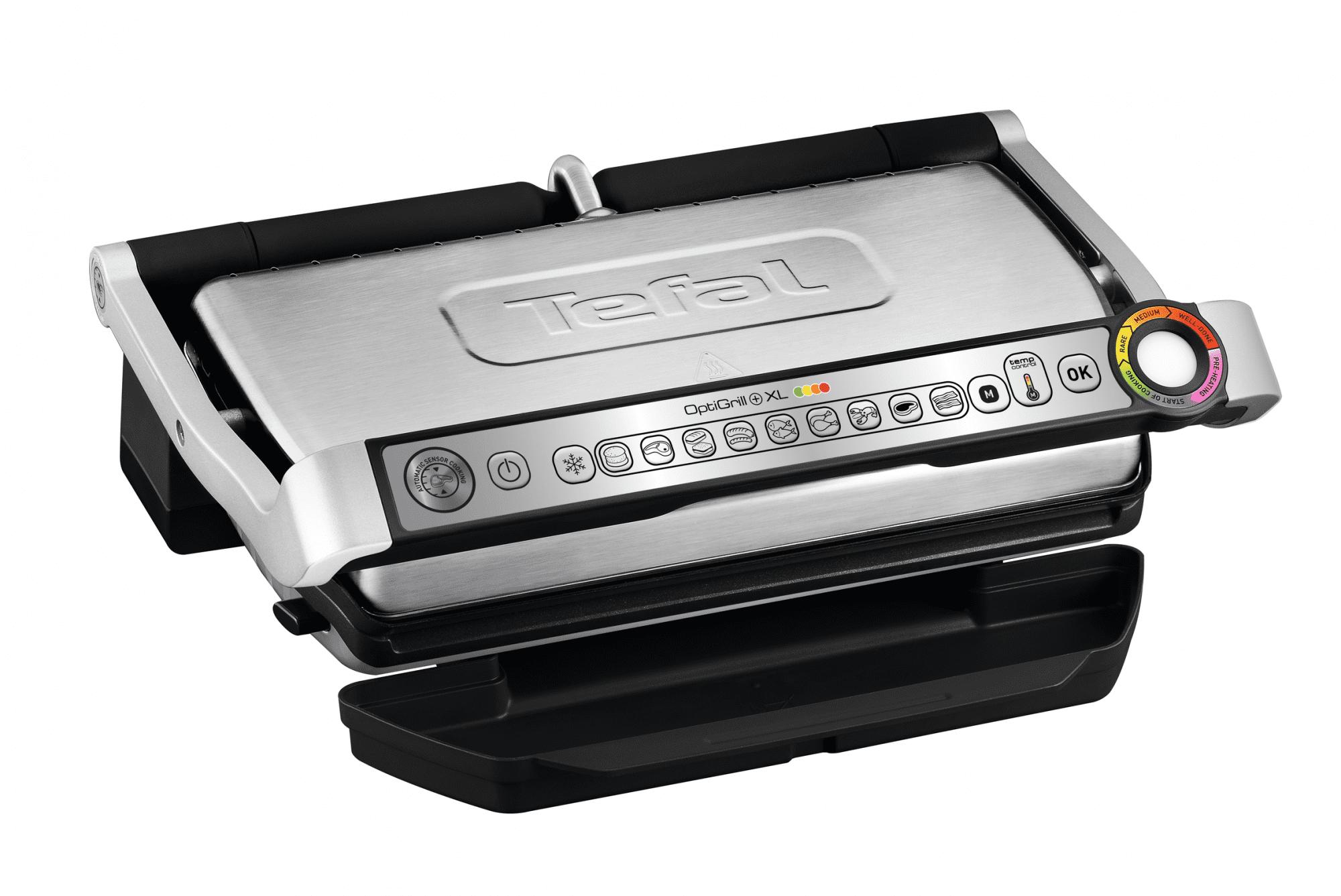 TEFAL GC722D automatický senzor grilování