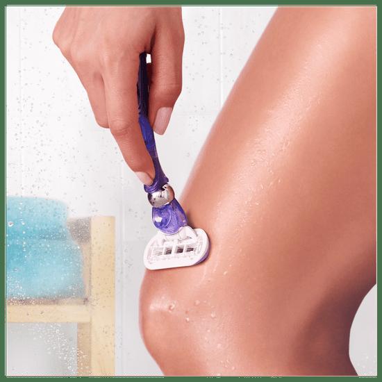 Gillette Venus Swirl borotva + 3 fej