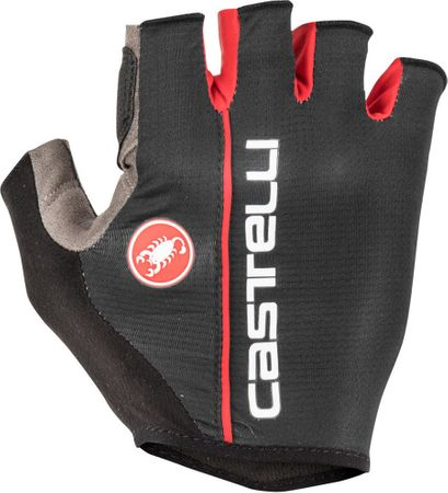 Castelli Circuito Glove Black/Red M