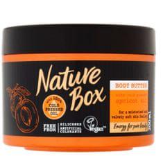 Nature Box Prírodné telové maslo Apricot Oil ( Body Butter) 200 ml