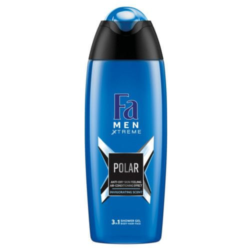 Fa Sprchový gel Men Xtreme Polar (3in1 Shower Gel) 400 ml