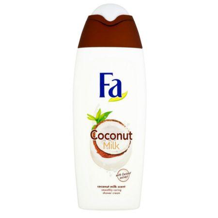 Fa Kókusztej (Smoothly Caring Shower Cream) 400 ml